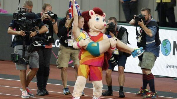 Athlétisme: l'Australienne Sally Pearson retrouve son titre mondial sur 100 m haies