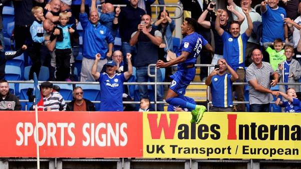 Mendez-Laing keeps Cardiff on a high with Villa win