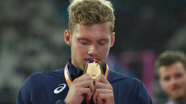 """Athlétisme: """"Le moment le plus intense de ma vie"""", déclare Mayer"""