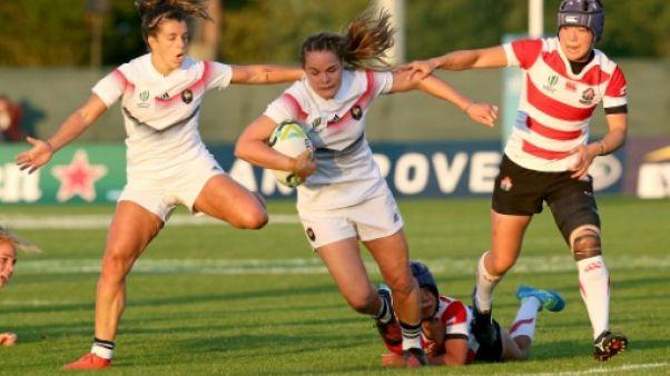 Rugby à VII dames: l'Australie, premier quitte ou double pour les Bleues