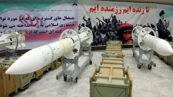 L'Iran renforce son programme balistique en réponse aux sanctions américaines
