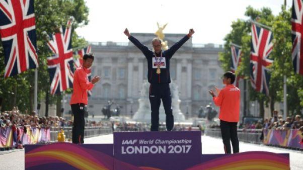 Athlétisme: Diniz et Robert-Michon, apothéose pour les Bleus aux Mondiaux