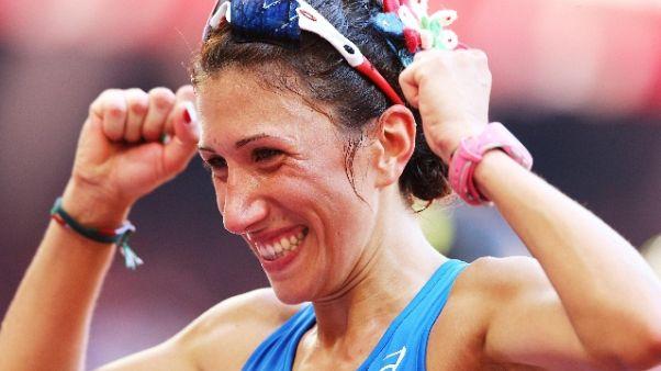 Atletica, Palmisano bronzo nella 20 km