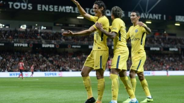 PSG et Neymar à Guingamp: mission accomplie