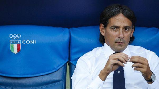 Supercoppa: Inzaghi schiera Luis Alberto