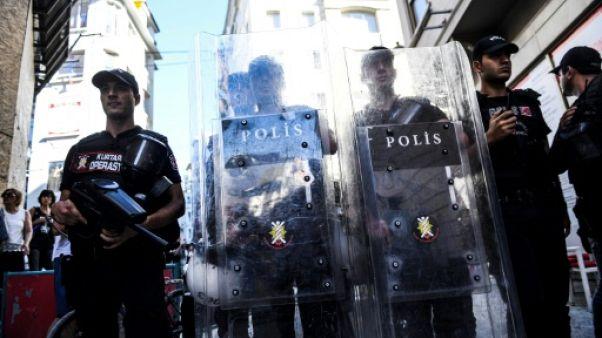 Istanbul: un policier tué par un membre présumé de l'EI