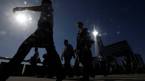 UK employers see measly pay growth ahead, companies turn gloomy