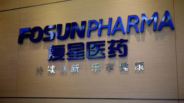 China's Fosun, Shanghai Pharma say bid for stake in U.S. drugmaker Arbor