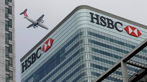 HSBC names Dave Watts as chief finance officer for UK unit