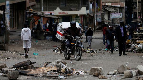 Kenyans return to work as opposition strike call flops