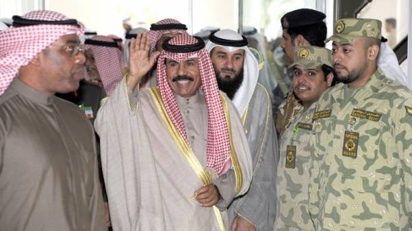 Kuwait's crown prince had 'successful' medical check-ups in U.S. - agency
