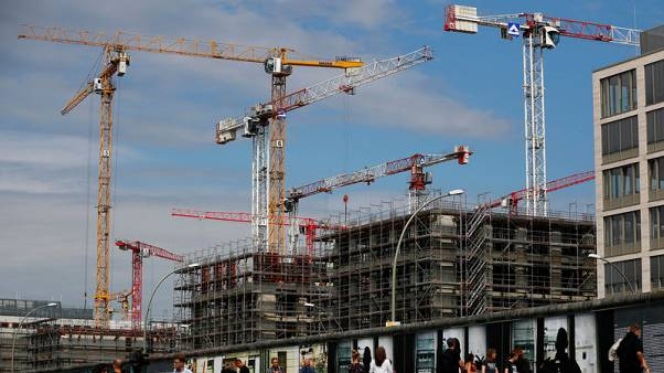 German economy grew 0.6 percent in second quarter on strong domestic demand