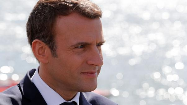 France's Macron accuses photographer of harassment while on holiday