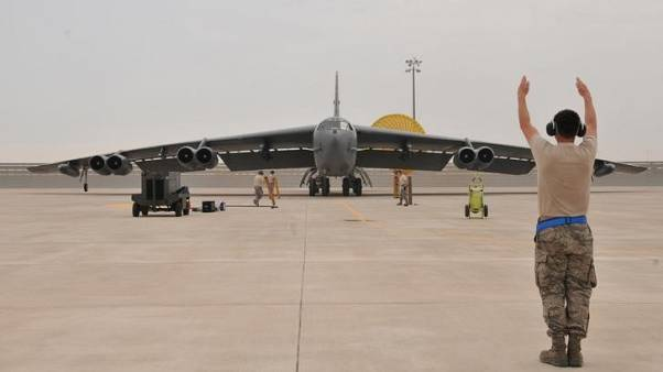 War room 2.0? U.S. Air Force upgrades Middle East command centre