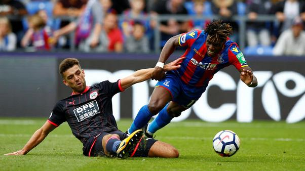 Blow for Palace as Zaha ruled out for four weeks