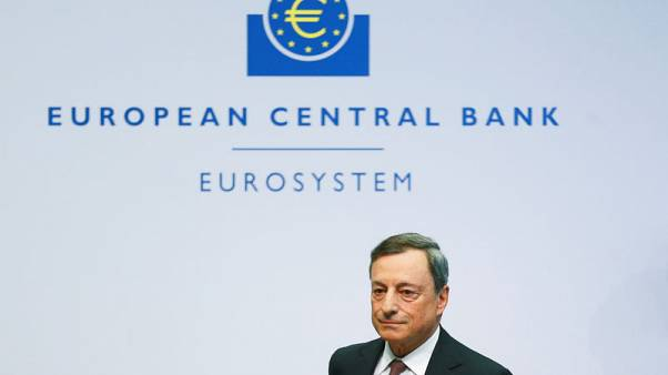ECB's Draghi will not deliver fresh policy steer at Jackson Hole - sources