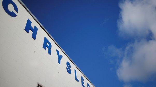 Fiat Chrysler joins autonomous driving team of BMW, Intel, Mobileye