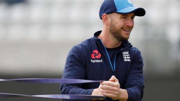 Stoneman selected as Cook's latest partner for England