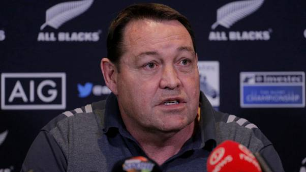 Rugby-All Blacks coach Hansen brushes off Smith allegations