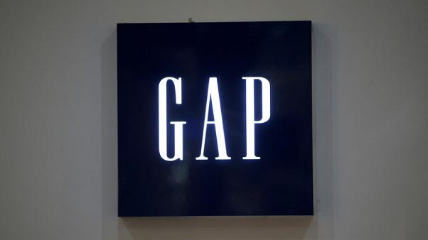 Gap same-store sales tops estimates, ups profit forecast; shares jump
