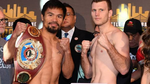 Pacquiao v Horn rematch likely confirmed soon, says Arum