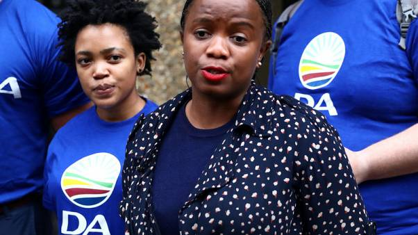 South African opposition urges under-fire UK PR firm to donate fees to charity