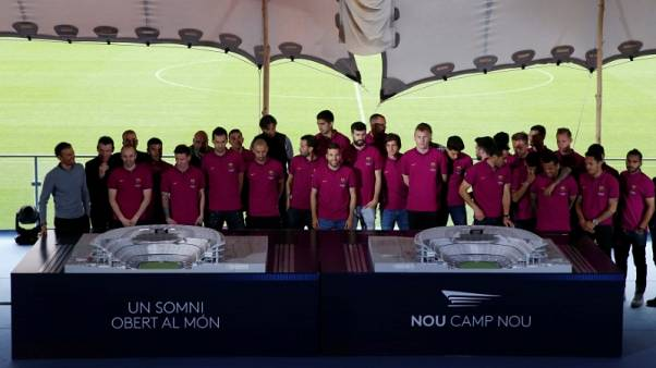 Barca plan shirt tribute for victims of deadly attack