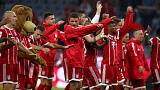 Bayern newcomers Suele, Tolisso score in season opening win