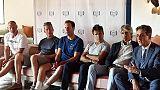 Tennis: quattro leggende a Porto Cervo