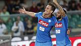 Serie A: Verona-Napoli 1-3