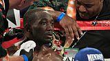 Boxe: Crawford domine Indongo et devient roi incontesté des super-légers