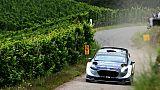 Rallye d'Allemagne: victoire de Tänak (Ford), Ogier reprend la tête du championnat