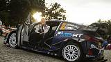 Rallying - Tanak wins in Germany, Ogier back on top of standings