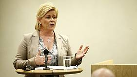 Norway government sees higher growth as election looms - report