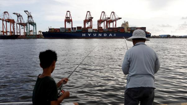 Hyundai Merchant Marine in talks with BlackRock about potential investment