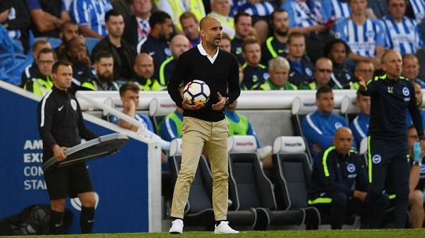 Guardiola urges strong Man City bench to make an impact