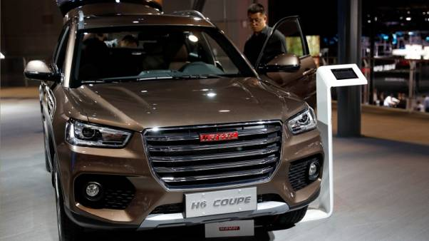China's Great Wall interested in acquiring Fiat Chrysler: Great Wall official