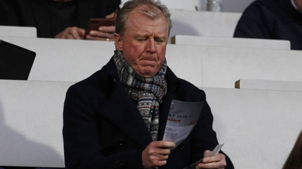 Former England manager McClaren takes up Tel Aviv coaching role