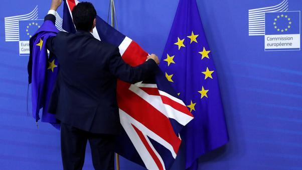 UK urges EU to consider goods and services together in Brexit proposals