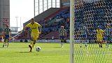 Burnley sign Kiwi striker Wood in club record deal