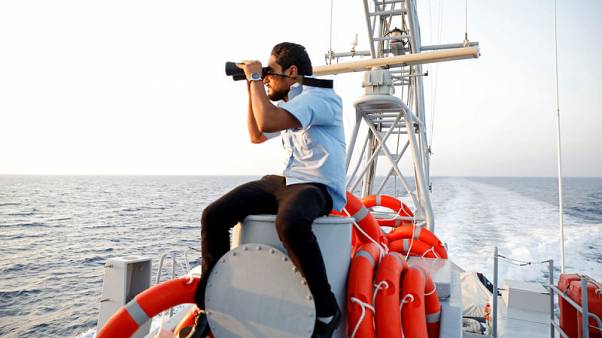 Armed group stopping migrant boats leaving Libya
