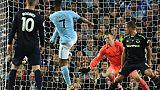 Angleterre: Sterling sauve City de Rooney et Everton