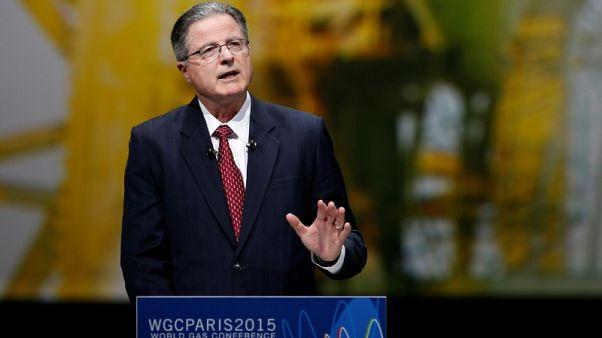 Chevron CEO John Watson to step down - WSJ