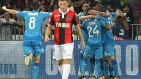 Ligue des champions: pas de miracle pour Nice face à Naples