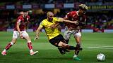 Watford dumped out of League Cup by Bristol City