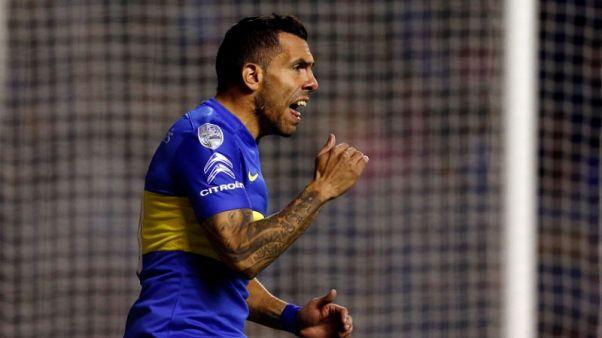 Boca threaten legal action over non-payment of Tevez fee