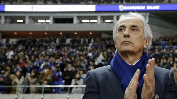Halilhodzic future not discussed, says Japan FA