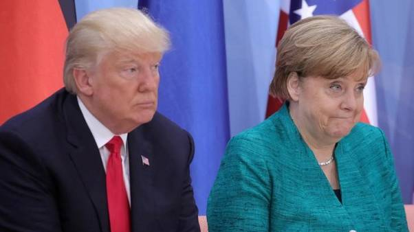 Trump must be respected as U.S. president, says Germany's Merkel