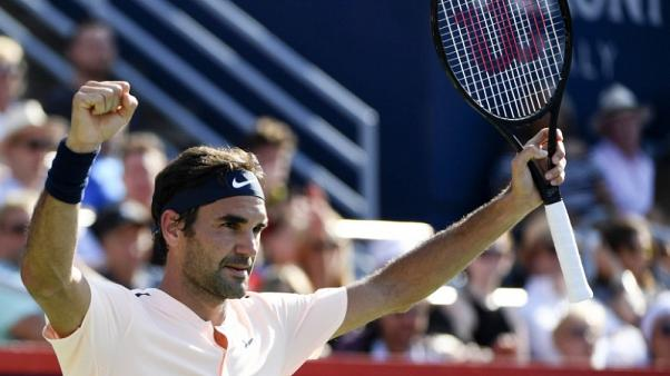 McEnroe expects more Federer magic at U.S. Open