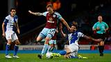 Southampton and Newcastle go out in League Cup, Burnley win derby